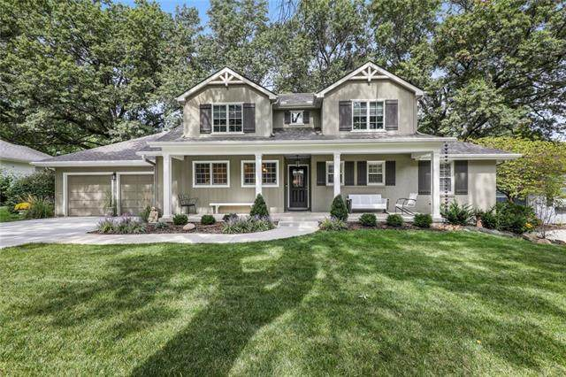 4706 W 64th Terrace, Prairie Village, KS 66208 (#2345521) :: Tradition Home Group | Compass Realty Group