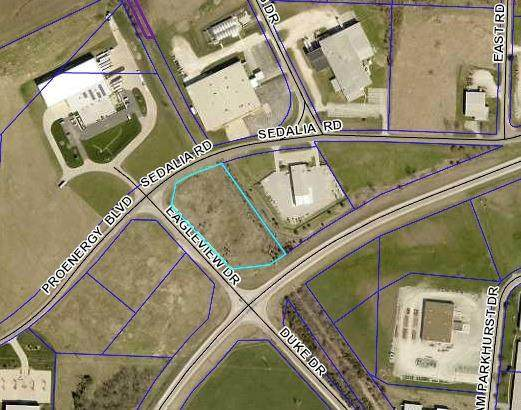 Hwy 65 & Eagle View Drive, Sedalia, MO 65301 (#2345526) :: Ron Henderson & Associates