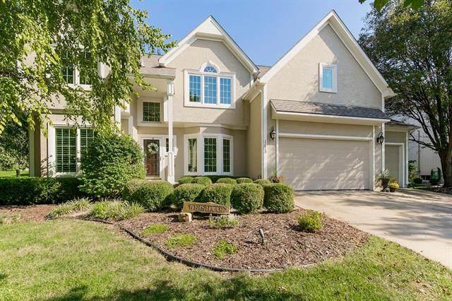 12823 Haskins Street, Overland Park, KS 66213 (#2345637) :: Ron Henderson & Associates