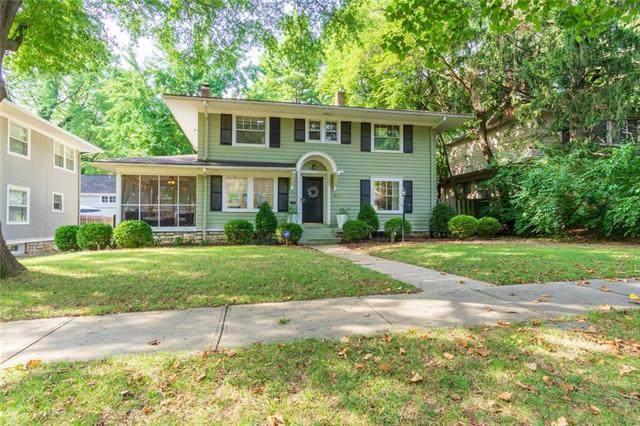 611 W 61st Street, Kansas City, MO 64113 (#2345662) :: Eric Craig Real Estate Team