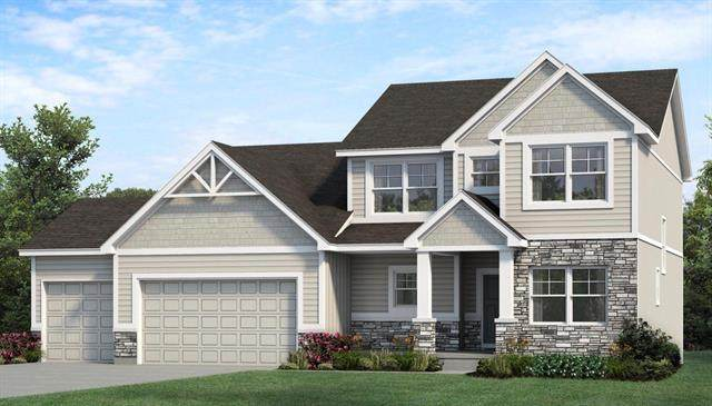 11412 Switchgrass Street, Kearney, MO 64060 (#2345781) :: The Rucker Group