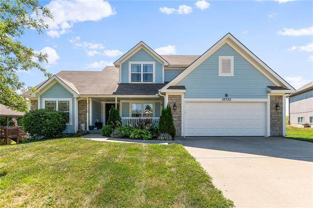 16755 NW 136th Court, Platte City, MO 64079 (#2345787) :: Team Real Estate