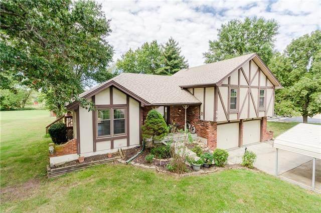 520 Columbia Road, Liberty, MO 64068 (#2345788) :: Eric Craig Real Estate Team