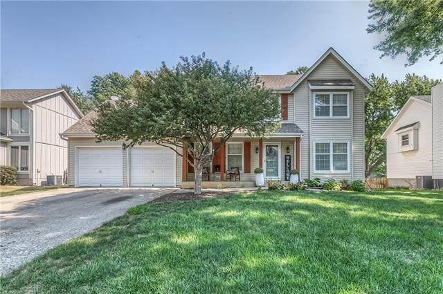 712 N Singletree Street, Olathe, KS 66061 (#2345880) :: Team Real Estate