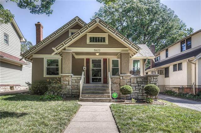 5623 Cherry Street, Kansas City, MO 64110 (#2345919) :: The Shannon Lyon Group - ReeceNichols