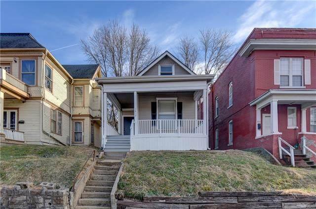 1612 Buchanan Avenue, St Joseph, MO 64501 (#2345945) :: Team Real Estate