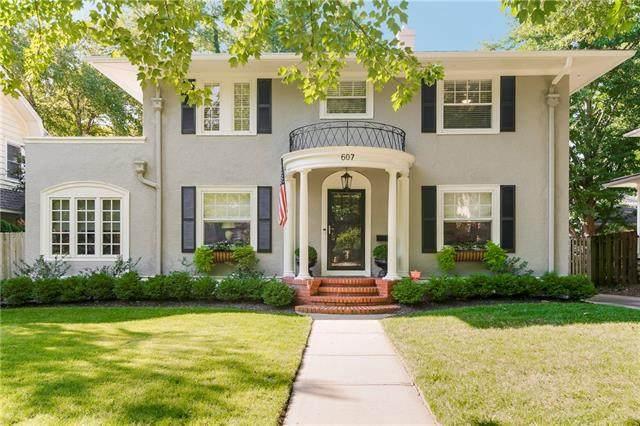 607 W 61 Street, Kansas City, MO 64113 (#2345953) :: Eric Craig Real Estate Team
