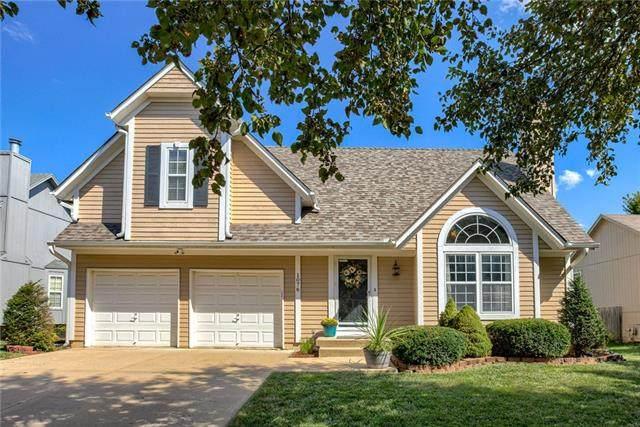 1076 N Logan Street, Olathe, KS 66061 (#2345965) :: Team Real Estate