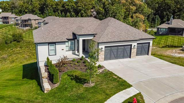 9700 Promenade Drive, Parkville, MO 64152 (#2346036) :: Tradition Home Group | Compass Realty Group