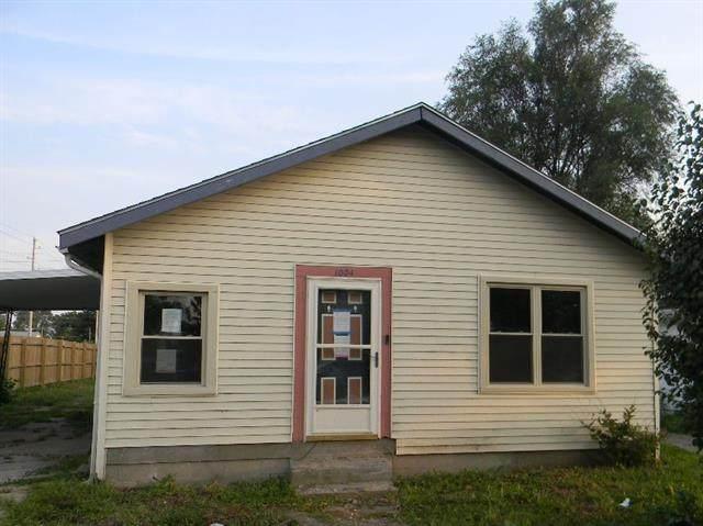 1004 W Cliff Street, St Joseph, MO 64504 (#2346113) :: Team Real Estate