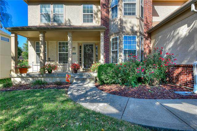 1588 Columbine Court, Liberty, MO 64068 (#2346119) :: Tradition Home Group | Compass Realty Group