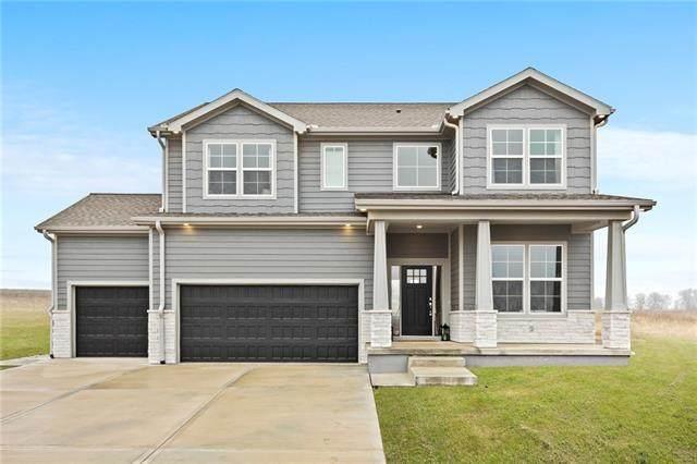 1015 NW 94 Terrace, Kansas City, MO 64155 (#2346125) :: The Shannon Lyon Group - ReeceNichols