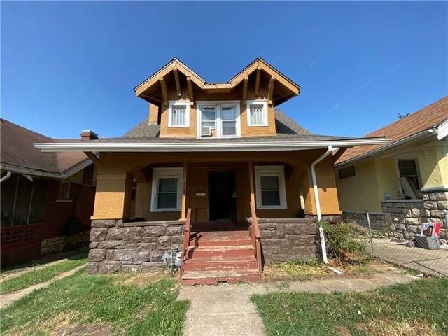 4242 Montgall Avenue, Kansas City, MO 64130 (#2346127) :: Dani Beyer Real Estate