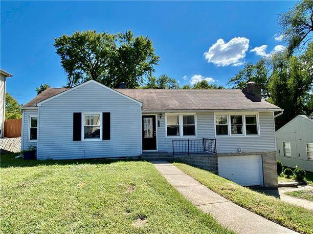 619 NE 46th Street, Kansas City, MO 64116 (#2346158) :: Eric Craig Real Estate Team