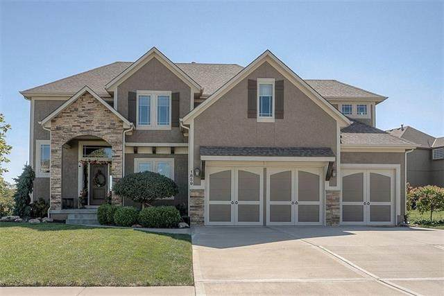1859 NE Park Ridge Drive, Lee's Summit, MO 64064 (#2346249) :: Tradition Home Group | Compass Realty Group