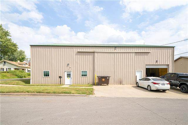 1704 Center Street, St Joseph, MO 64503 (#2346264) :: Beginnings KC Team