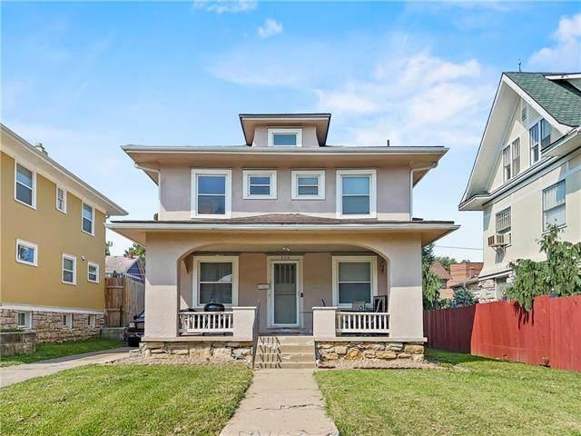 320 N Van Brunt Boulevard, Kansas City, MO 64123 (MLS #2346397) :: Stone & Story Real Estate Group