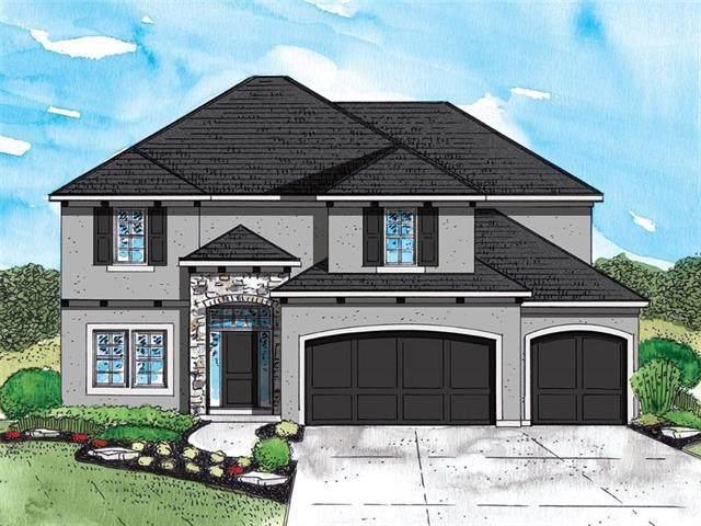 1209 Brunswick Lane, Raymore, MO 64083 (#2346487) :: The Kedish Group at Keller Williams Realty