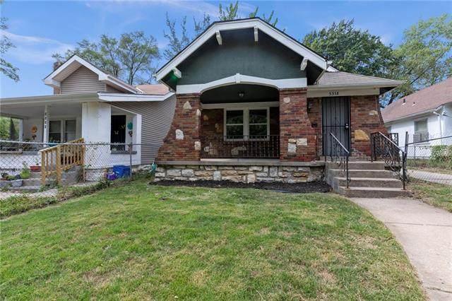 5318 Olive Street, Kansas City, MO 64130 (#2346543) :: The Kedish Group at Keller Williams Realty