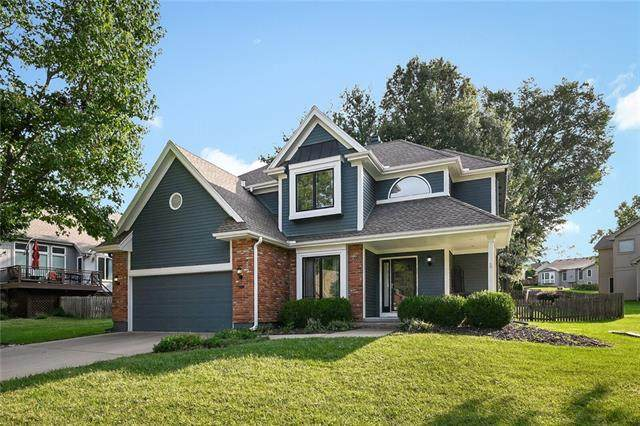 1113 White Oak Lane, Liberty, MO 64068 (#2346587) :: Tradition Home Group | Compass Realty Group