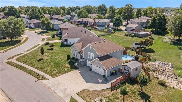 1711 Rockwater Lane, Kearney, MO 64060 (#2346726) :: Ron Henderson & Associates