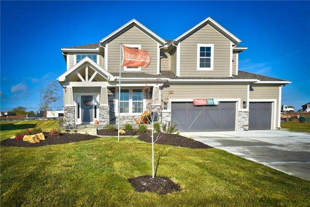 24408 W 58th Street, Shawnee, KS 66226 (#2346738) :: Eric Craig Real Estate Team