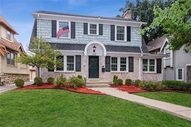 612 W 70th Terrace, Kansas City, MO 64113 (#2346749) :: Austin Home Team