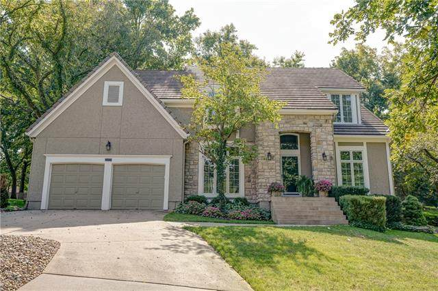 2520 NW Bent Tree Circle, Lee's Summit, MO 64081 (#2346771) :: Audra Heller and Associates