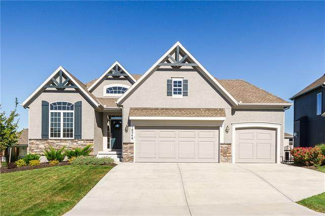 16546 Lichtenauer Drive, Olathe, KS 66062 (#2346830) :: Tradition Home Group | Compass Realty Group