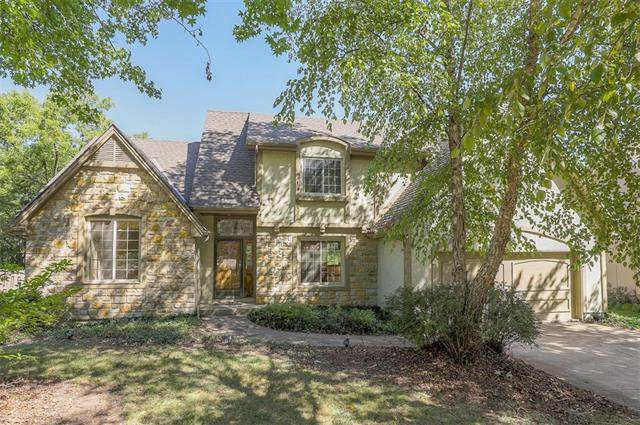2541 NW Bent Tree Circle, Lee's Summit, MO 64081 (#2346836) :: Audra Heller and Associates