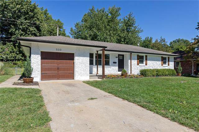 500 E Linwood Avenue, Independence, MO 64055 (#2346961) :: Tradition Home Group | Compass Realty Group