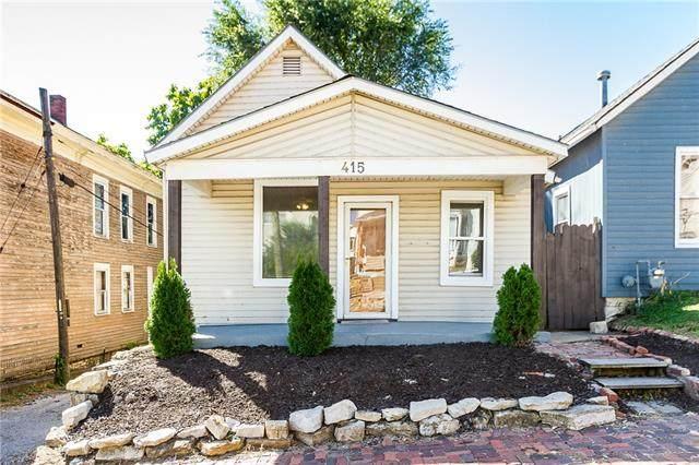 415 Sandusky Avenue, Kansas City, KS 66101 (#2347111) :: Ron Henderson & Associates