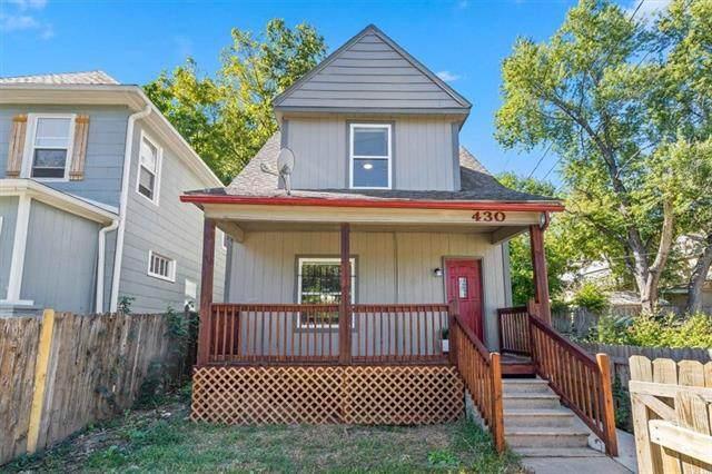 430 Monroe Avenue, Kansas City, MO 64124 (#2347130) :: Austin Home Team