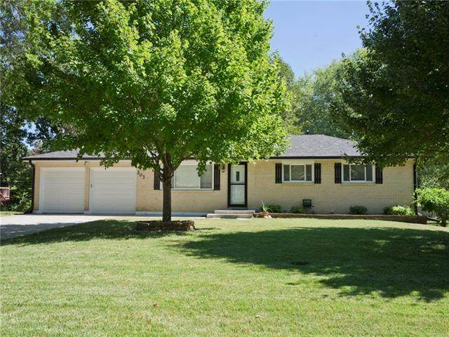 203 Highland Drive, Smithville, MO 64089 (#2347157) :: Tradition Home Group   Compass Realty Group
