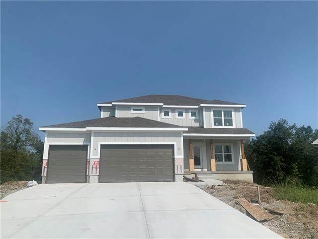 1411 NW Aspen Circle, Grain Valley, MO 64029 (#2347196) :: Five-Star Homes