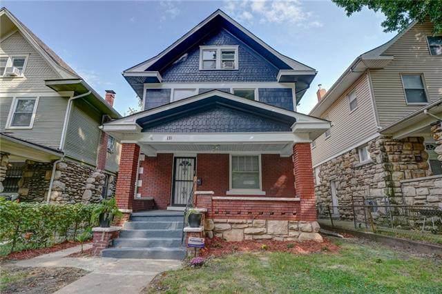 131 N Elmwood Avenue, Kansas City, MO 64123 (#2347287) :: The Kedish Group at Keller Williams Realty