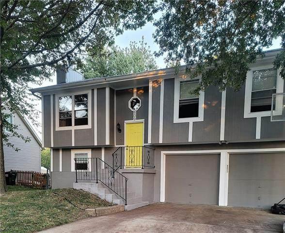 609 N Cedar Street, Gardner, KS 66030 (#2347298) :: Audra Heller and Associates