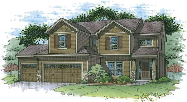 10760 N Hickory Court, Kansas City, MO 64155 (#2347299) :: Dani Beyer Real Estate