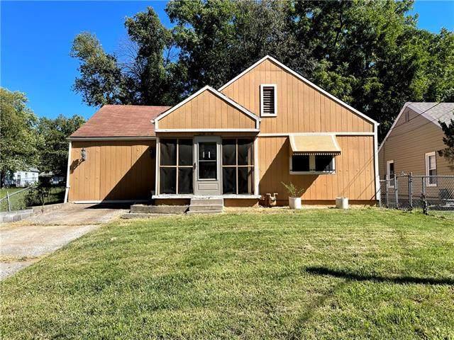 2919 N Bethany Street, Kansas City, KS 66104 (#2347324) :: Ron Henderson & Associates
