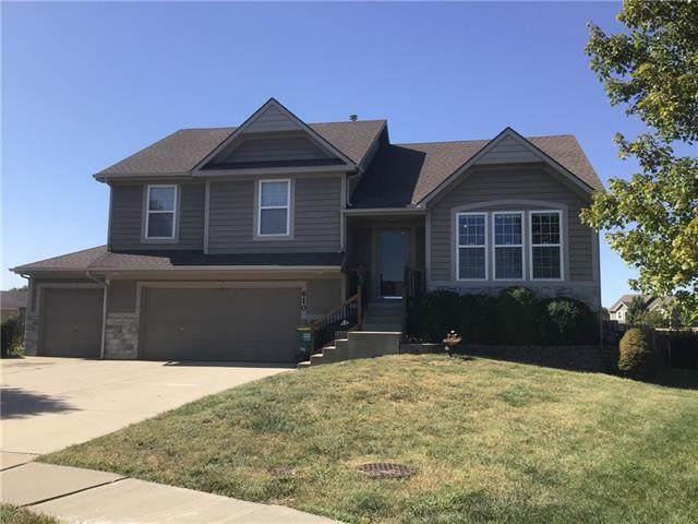 610 E Cheyenne Street, Gardner, KS 66030 (#2347360) :: Ron Henderson & Associates
