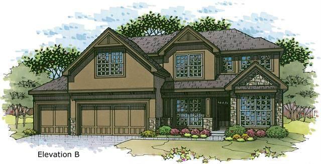 15841 El Monte Street, Overland Park, KS 66224 (#2347366) :: Audra Heller and Associates