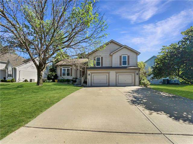 7411 N Donnelly Avenue, Kansas City, MO 64158 (#2347426) :: Audra Heller and Associates
