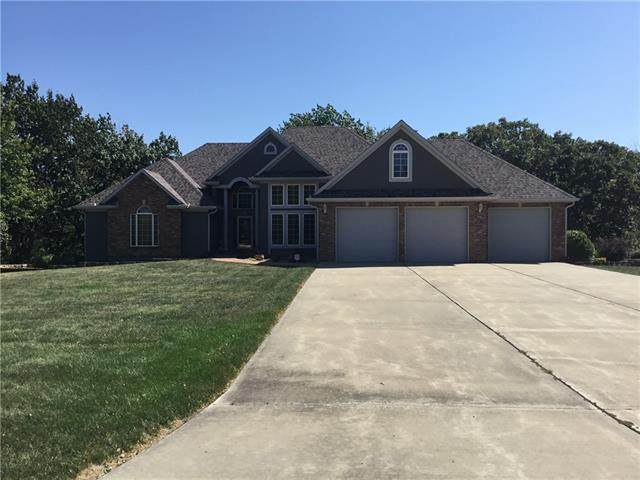 4508 Bluff Drive, Oak Grove, MO 64075 (#2347499) :: Ask Cathy Marketing Group, LLC