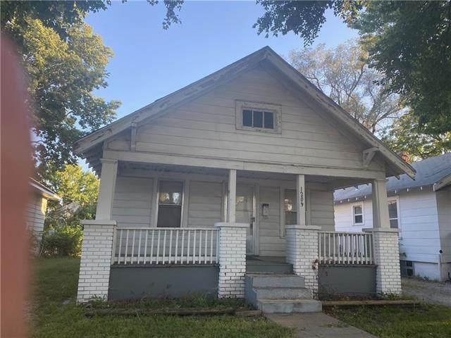 1209 E 22nd Avenue, Kansas City, MO 64116 (#2347519) :: Audra Heller and Associates