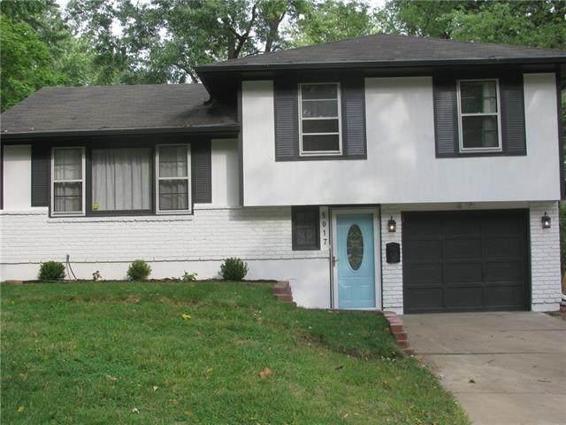 5017 Hawthorne Avenue, Kansas City, MO 64133 (#2347563) :: The Shannon Lyon Group - ReeceNichols