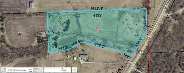 Chieftain Road, Tonganoxie, KS 66086 (#2347567) :: Audra Heller and Associates