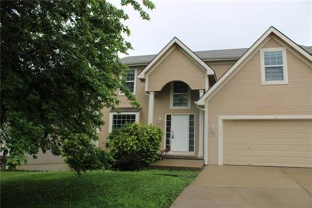752 Highland Drive, Leavenworth, KS 66048 (#2347709) :: Eric Craig Real Estate Team