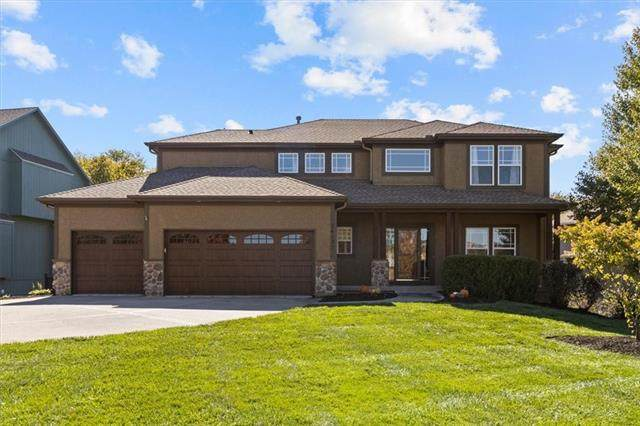 24125 W 80th Place, Lenexa, KS 66227 (#2347781) :: Tradition Home Group   Compass Realty Group