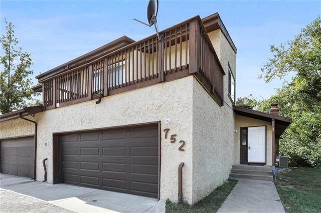 752 N 75TH Terrace, Kansas City, KS 66112 (#2347872) :: Audra Heller and Associates