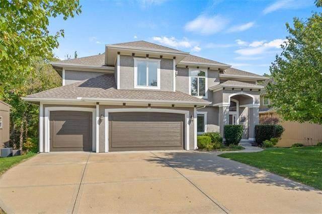 10910 W 163rd Terrace, Overland Park, KS 66221 (#2348034) :: Audra Heller and Associates